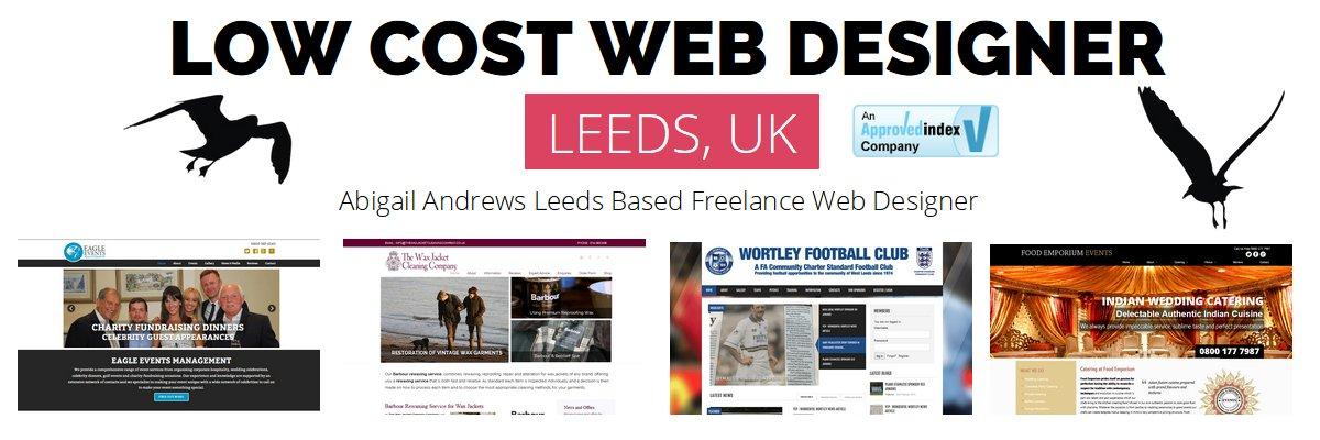 web designer leeds