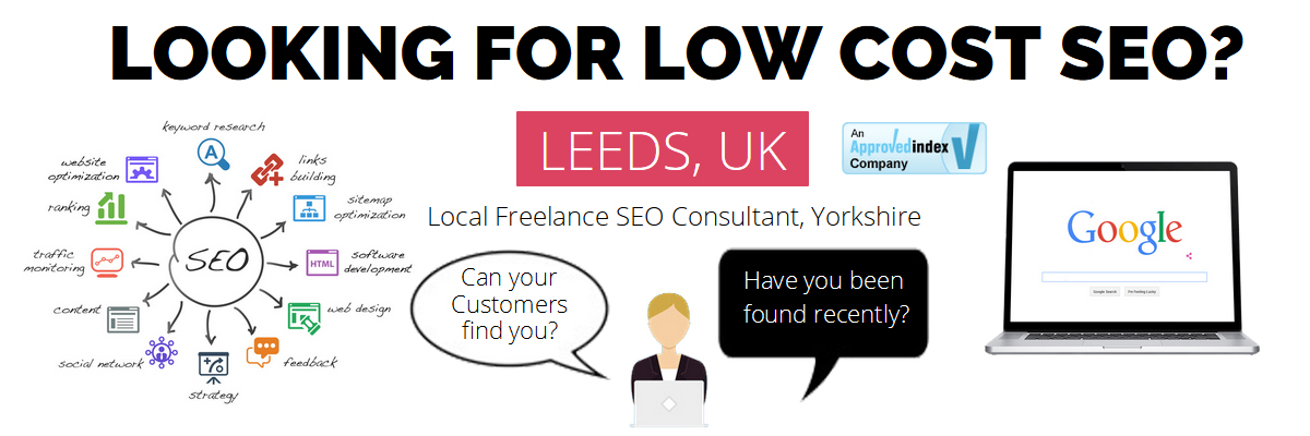 low cost seo leeds