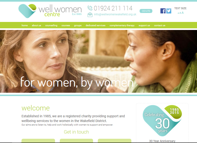 Well Women Centre Wakefield
